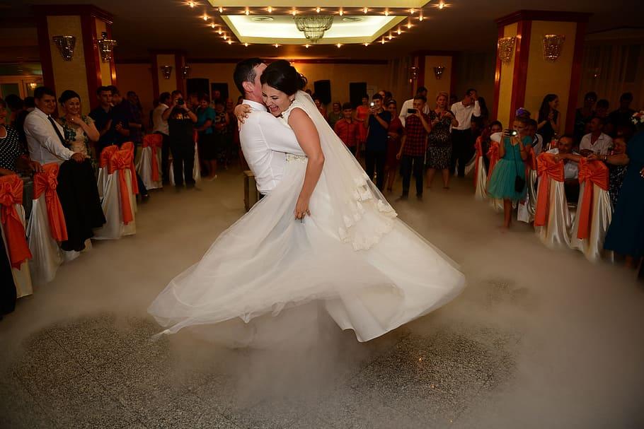 happiness love wedding dance