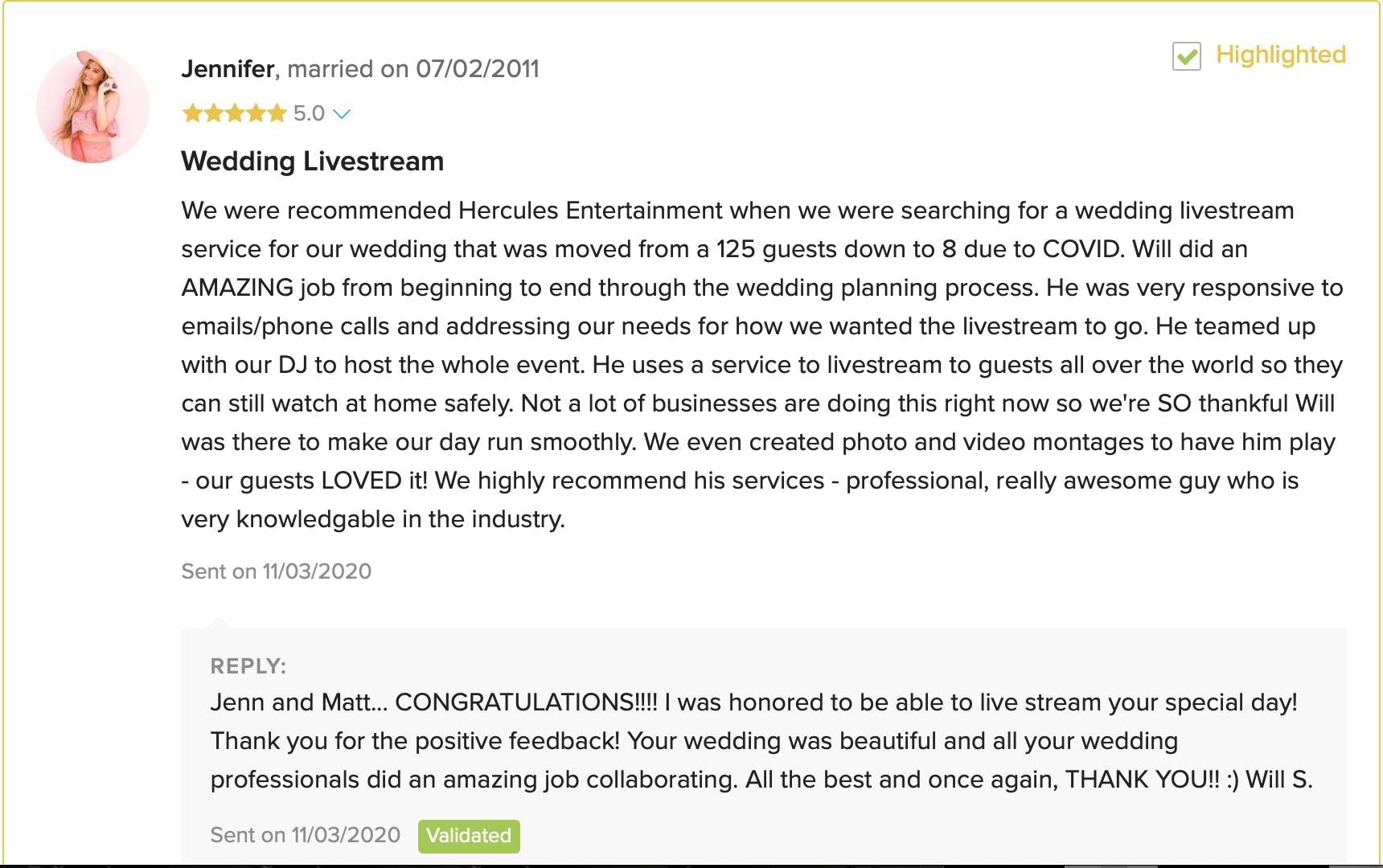 Jenn.Matt .LiveStreamReview 31